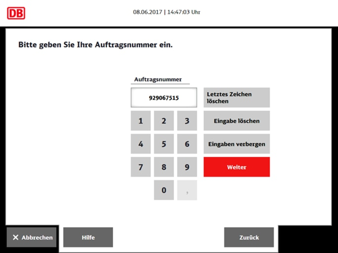 Db Kartenautomat.Bahn Tix Rail Fly So Holen Sie Tickets Am Automaten Ab